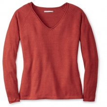 Women's Granite Falls V-Neck by Smartwool in Holland Mi