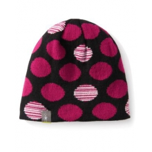 Kids' Reversible Wintersport Dot Hat by Smartwool