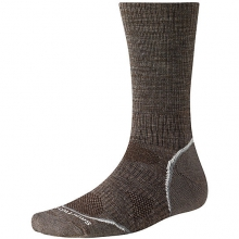 Men's PhD Outdoor Light Crew Socks by Smartwool in Fayetteville Ar