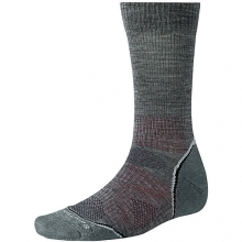Men's PhD Outdoor Light Crew Socks by Smartwool in Coeur Dalene Id