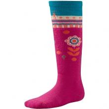 Kids' Wintersport Flower Patch Socks