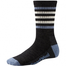 Women's Striped Hike Light Crew Socks in Peninsula, OH