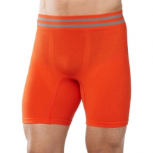"Men's PhD Seamless 6"" Boxer Brief by Smartwool in Charlotte Nc"