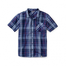 Men's Summit County Plaid Shirt by Smartwool