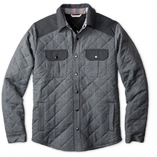 Men's Summit County Quilted Shirt Jacket by Smartwool in Tarzana Ca