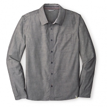 Men's Summit County Chambray Long Sleeve by Smartwool in Okemos Mi