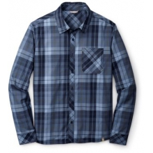 Men's Summit County Plaid Long Sleeve by Smartwool