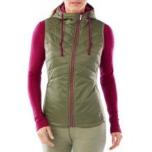 Women's Double Propulsion 60 Hooded Vest by Smartwool