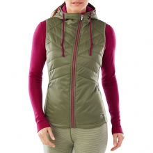 Women's Double Propulsion 60 Hooded Vest by Smartwool in Portland Me
