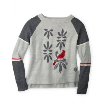 Women's Charley Harper Consorting Cardinals Sweater by Smartwool