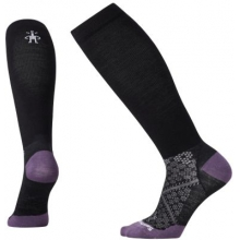 Women's PhD Graduated Compression Ultra Light by Smartwool