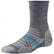 Women's PhD Outdoor Light Mid Crew by Smartwool