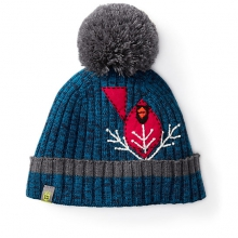 Charley Harper Cardinal Pom Beanie by Smartwool in Wakefield Ri