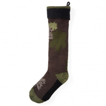 Charley Harper Glacial Bay Camo Leaf Stocking by Smartwool in Wakefield Ri