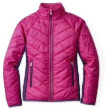 Girls' SmartLoft Double Corbet 120 Jacket by Smartwool