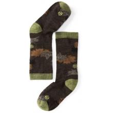 Boys' Charley Harper Glacial Bay Camo Leaf Crew Socks