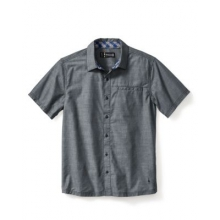 Men's Summit County Chambray Short Sleeve by Smartwool