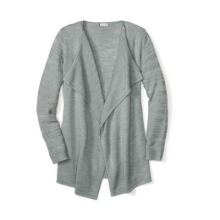 Women's Palisade Trail Open Front Cardigan by Smartwool in Ashburn Va