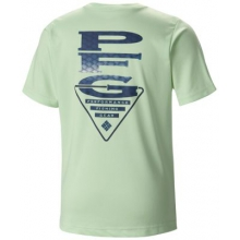 Kid's B PFG Stacked Scales Graphic Tee