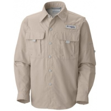 Boy's PFG Bahama Long Sleeve Shirt by Columbia