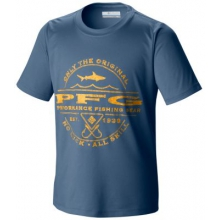 Kid's PFG Sportsman Shark Graphic Tee by Columbia in Columbia Sc