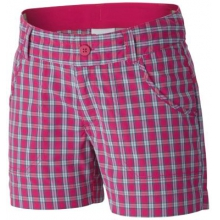 Kid's Silver Ridge III Plaid Short