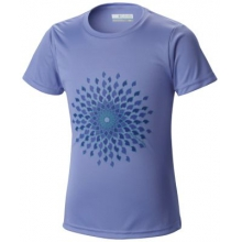 Kid's Sunny Burst Graphic Tee by Columbia in Ponderay Id