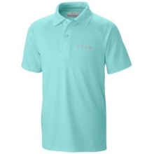 Kid's Terminal Tackle Polo Shirt by Columbia in Arlington Tx