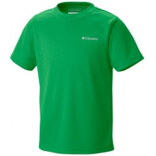 Kid's Meeker Peak II Short Sleeve Top by Columbia