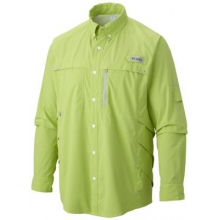 Men's Airgill Solar Zero Long Sleeve Shirt by Columbia