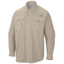 Men's Bahama II Long Sleeve Shirt by Columbia in San Marcos Tx
