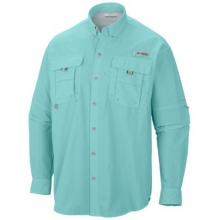 Men's Bahama II Long Sleeve Shirt by Columbia in Manhattan Ks
