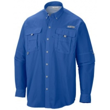 Men's PFG Bahama II Long Sleeve Shirt by Columbia in Savannah Ga