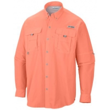 Men's Bahama II Long Sleeve Shirt by Columbia in Dawsonville Ga