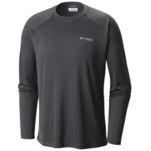 Men's Blood And Guts III LS Knit Shirt by Columbia