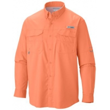 Men's Blood And Guts III Long Sleeve Woven Shirt by Columbia in Marietta Ga