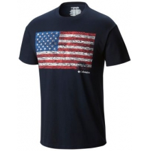 Men's Csc Tree Flag Tee by Columbia in Madison Al
