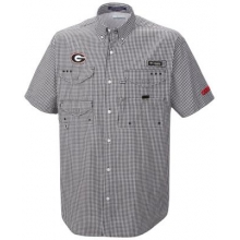 Men's Collegiate Super Bonehead Short Sleeve Shirt by Columbia
