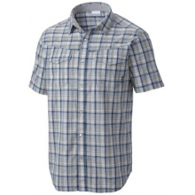 Men's Leadville Ridge Short Sleeve Shirt by Columbia in Ponderay Id
