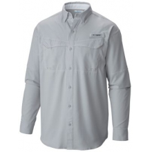 Men's Low Drag Offshore Long Sleeve Shirt by Columbia in Mt Pleasant Sc
