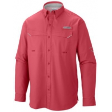 Men's Low Drag Offshore LS Shirt by Columbia in Champaign Il