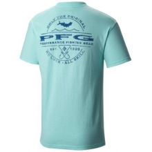 Men's PFG All Skill Tarpon Short Sleeve Tee