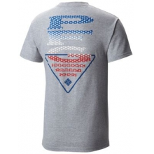 Men's PFG Americana Scales Short Sleeve Tee