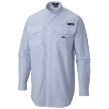 Men's PFG Bonefish II Long Sleeve Shirt by Columbia