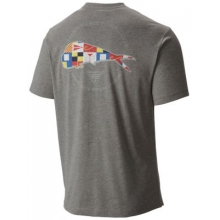 Men's PFG Dockside Dorado Tri-Blend Tee