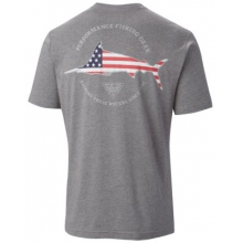 Men's PFG Dockside Marlin Tri-Blend Tee