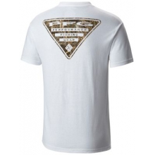Men's PFG Triangle Camo SS Tee by Columbia