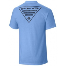 Men's PFG Triangle Short Sleeve Tee