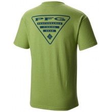 Men's PFG Triangle Short Sleeve Tee by Columbia