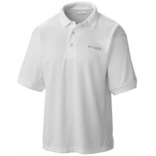 Men's PFG Perfect Cast Polo by Columbia in Okemos Mi